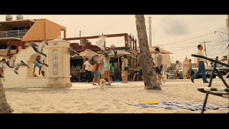 marley and me beach scene song